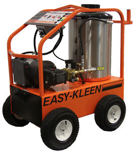 EasyKleen Oil-fired 5 HP Electric Hot Water Pressure Washer *NEW