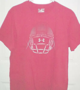 Under Armour HeatGear Charged Cotton Loose Large T Shirt