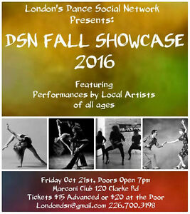 DSN Fall Showcase London Ontario image 1