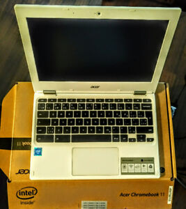 Chrome book Acer