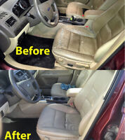Interior Auto Detailing in Oshawa - Book You Appointment Today