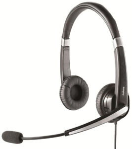 Jabra UC Voice 550 Duo USB Headset (HSC011), Skype for Business