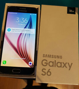 Mint condition Samsung Galaxy S6