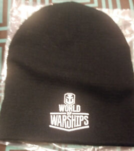 World of Warships Promotional Beanie Hat
