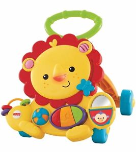 Fisher Price Musical Lion Walker **like new!**