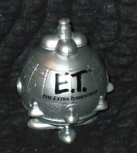 E.T. spaceship viewer Strathcona County Edmonton Area image 1
