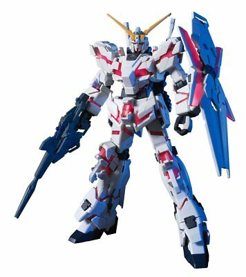 Bandai Hobby #100 RX-0 UNICORN GUNDAM (Destroy Mode), Bandai HGUC Action Figure