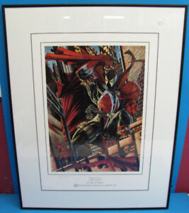 SPAWN by Todd McFarlane limited edition
