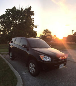2012 Toyota RAV4 in Great Condition. New Tires, New Brakes.