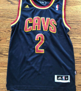 Cavs Kyrie Irving Jersey - Adidas Swingman - Men, Medium