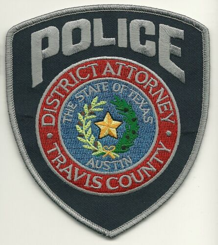 Travis County District Attorney Police State Texas TX