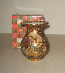 New Oriental Vase, Clay House, New Candle Holders, etc