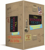 Looking for the complete series of The Wonder Years on dvd
