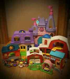 Fisher Price Little People - various