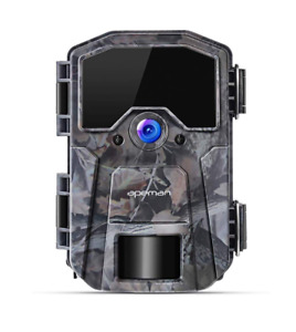 Trail Camera 16 MP 1080P Full HD Game Camera Night Vision Up to