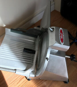 Nella meat slicer for coffee shop or restaurant