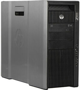 HP Z800 Workstation Intel Xeon 5670 (6 core) Excellent Condition