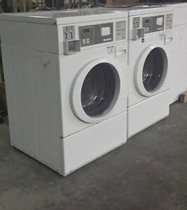 coin operated Washer for sale, Huebsch, 20 Lbs, soft mount 120v