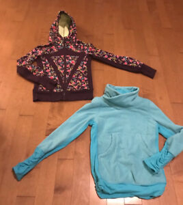 Girls Ivivva Hoodie & Pullover Size 10