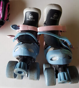 Girls Ultra Wheels Roller Skates