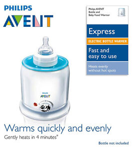 Avent - Bottle Warmer & Sterilizer with Cribe moblie