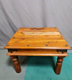 Solid indian rosewood coffee table