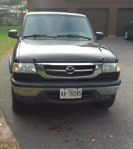 2005 Mazda B4000 4x4