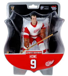 """2017 PSA NHL Gordie Howe Detroit Red Wings Rare Vintage 6"""" Hocke"""