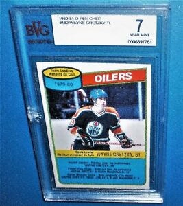 Wayne Gretzky  Graded 7  Beckett