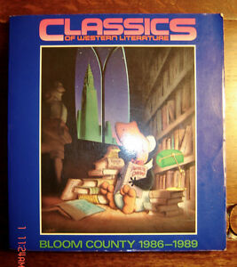 Classics of Western Literature - Bloom County by Berke Breathed