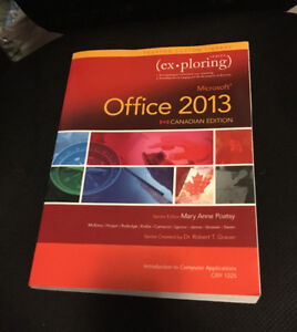 Office 2013 Textbook - Softcover