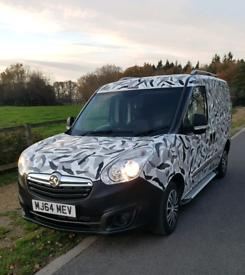 Micro Camper Vauxhall Combo 1.3 CDTi New Conversion Mini Day Van