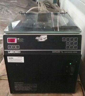 Labconco Rapidvap N2 Evaporation System (Rapidvap N2 Evaporation System)