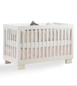 Convertible crib - 4-stage