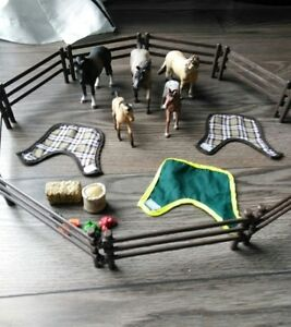 Schleich Horses, Fencing and Accessories