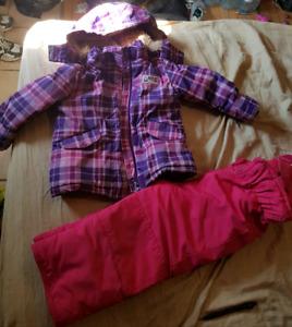 Size 3T winter snow suit