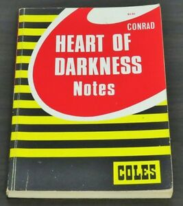 Heart Of Darkness Notes Coles 1986