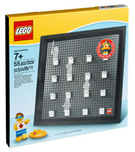 LEGO #5005359, Minifigure Collector Frame