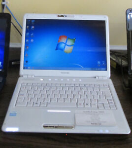 White Toshiba Portege M800 For Sale At Nearly New Port Hope!