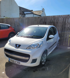 PEUGEOT 107 3DR URBAN 1.0 2011, LOW TAX,LOW MILEAGE,LOW RUNNING COSTS!