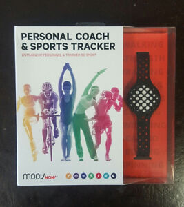 NEW MOOV NOW - 3D Fitness Tracker & Real Time Audio Coach