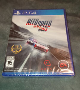 Neuf et emballé Need for Speed Rivals Jeu PS4 NFS Rivals Courses
