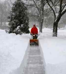 Snow Removal with On Point Landscaping Edmonton Edmonton Area image 4