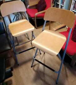 IKEA bar/breakfast table stools/chairs