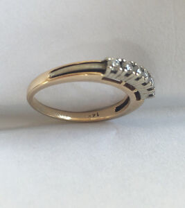 WANTED: This .25ct women's wedding band Cambridge Kitchener Area image 2