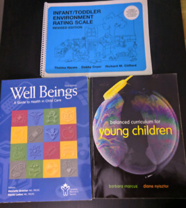Selling my ECE books!