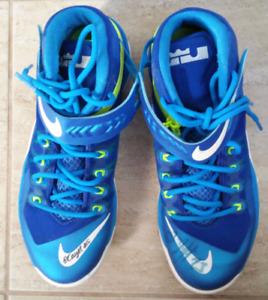 Basketball shoes Nike Lebron size US 8