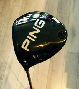 Ping G25 Driver (Left hand)