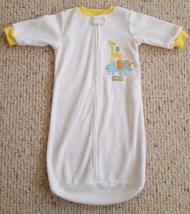 Carter's Fleece Sleepsuit - One Size (4 Available)