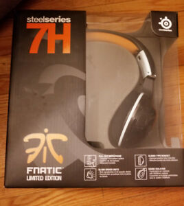Steelseries Fnatic headset
